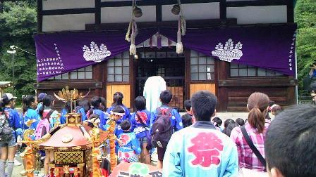 尾張旭市民祭(神社)